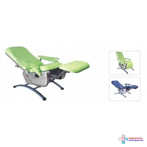 Крісло-стіл донорський, діалізний DH-XS104