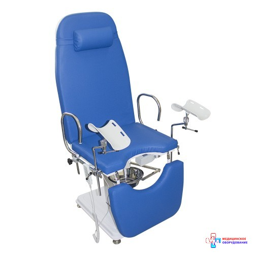 Крісло гінекологічне КРГ-2 з електроприводом