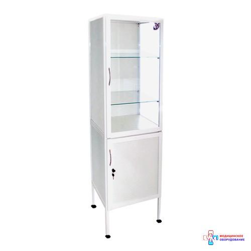 Шкаф медицинский мебельный ШМс-4