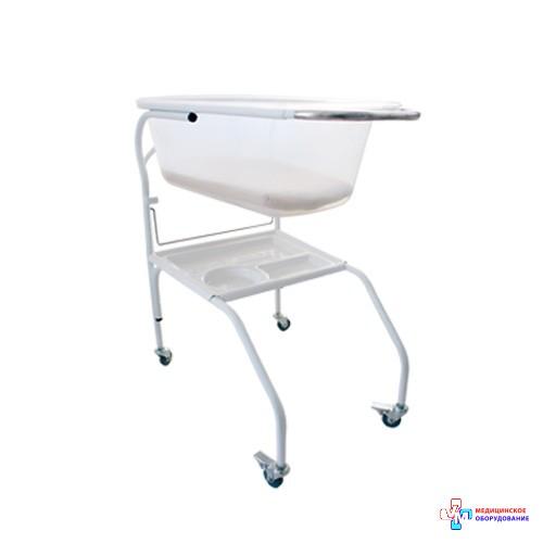 Тележка медицинская для перевозки новорожденных ВМН-1