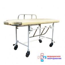 Тележка медицинская для перевозки пациентов ВМП-4 (с боковинами)