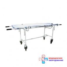Візок медичний для перевезення пацієнтів ВМП-5 (зі знімними ношами)