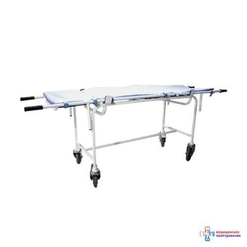 Тележка медицинская для перевозки пациентов ВМП-5 (со съемными носилками)