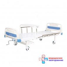 Кровать больничная FB-23 (2-секционная, механическая)