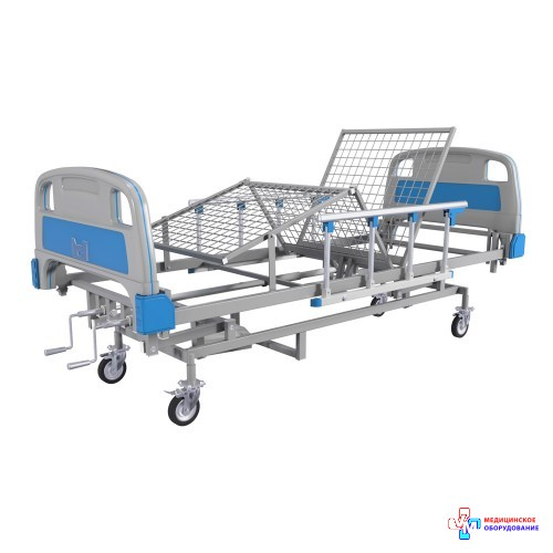 Ліжко функціональне ЛФ-11 (трисекційне з електричним регулюванням висоти)