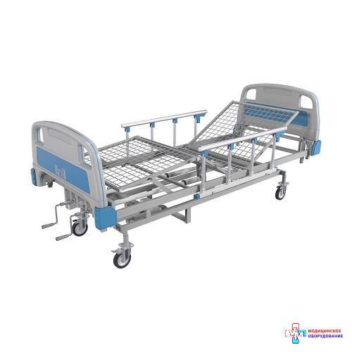 Ліжко функціональне ЛФ-12 (чотирьохсекційне з електричним регулюванням висоти)