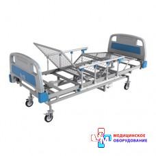 Ліжко функціональне ЛФ-14 (чотирьохсекційне з електричним регулюванням висоти ложе та всіх секцій)