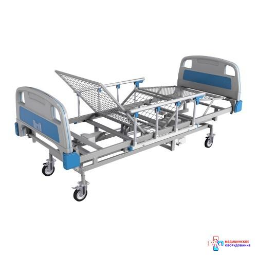 Кровать функциональная ЛФ-14 (четырехсекционная с электрическим регулированием высоты ложа и всех секций)
