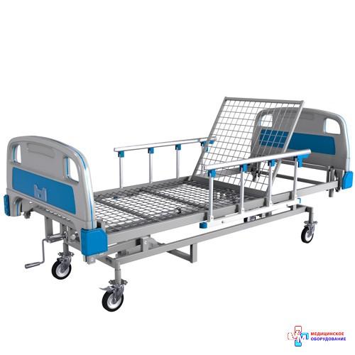 Ліжко функціональне ЛФ-9 (двосекційне з електричним регулюванням висоти)