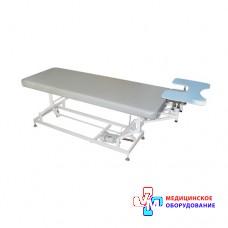 Стол офтальмологический СО-3 (с электрической регулировкой высоты ложе)