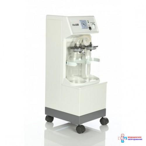 Відсмоктувач медичний 7А-23В електричний (40л)