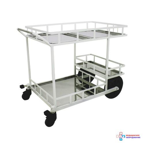 Візок медичний для перевезення їжі ВМх-2