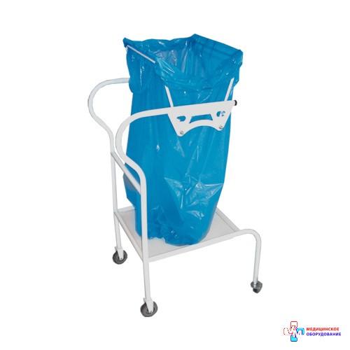 Візок медичний для відходів ВМв-6